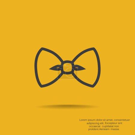 bow-tie web icon