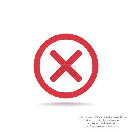 Delete web icon