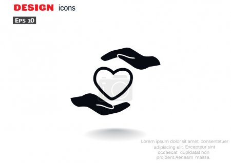 charity web icon