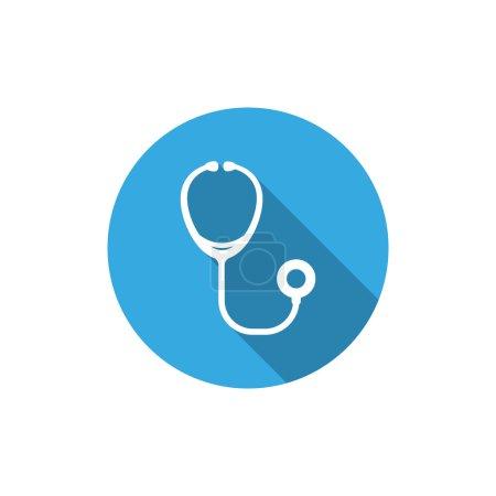 Stethoscope web icon