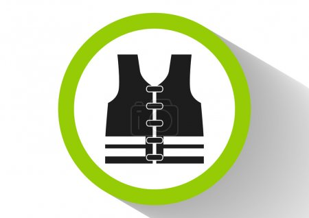 vest, web icon