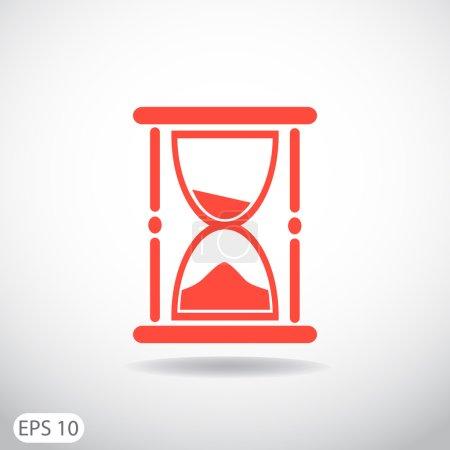 Hourglass web icon