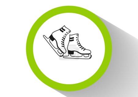 Skates web icon