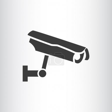 sign CCTV, web icon