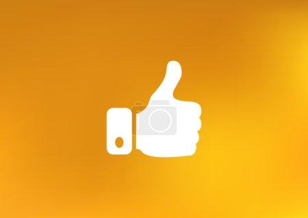 fine sign, web icon