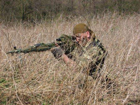 Sniper's vestments