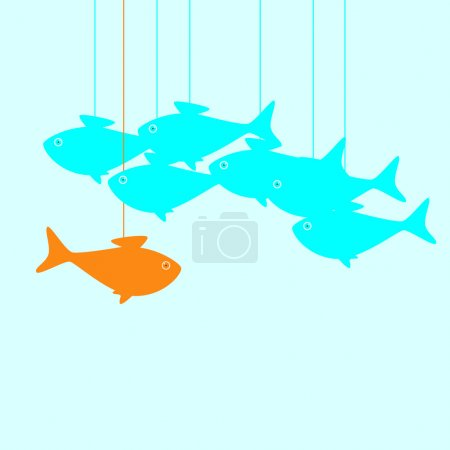 Hanging fsh