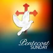 Pentecost Holy spirit dove