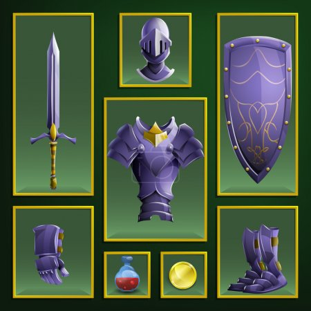 Old Armor set
