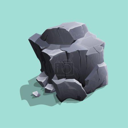 Game stone resourse