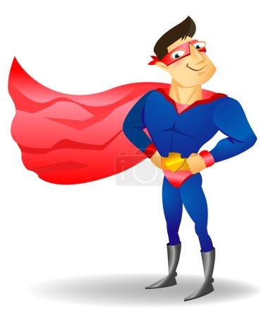 Super hero.