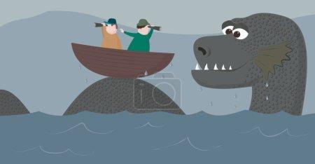 Nessie hunters