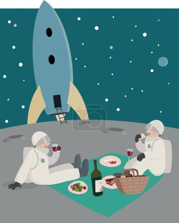 Astro picnic