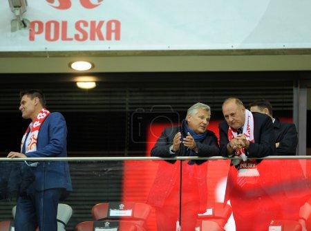 Aleksander Kwasniewski ex president of Poland