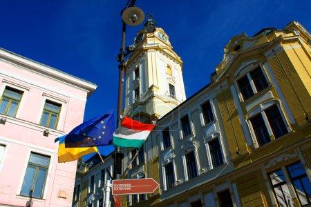 Pecs, Hungary. City in Baranya county