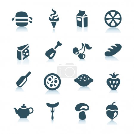 Food  icons, part 1
