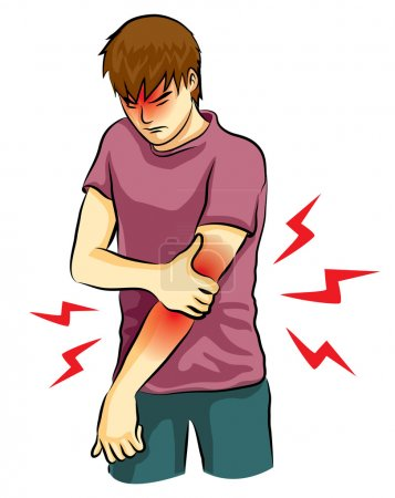 elbow and arm pain