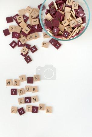 Schreiben Sie Ihre eigene Zukunft