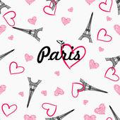 Vzor Paris Eiffel Tower