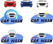Proposals logos for car washes The project saved an editable vector