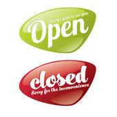 Otevřít uzavřené znaky