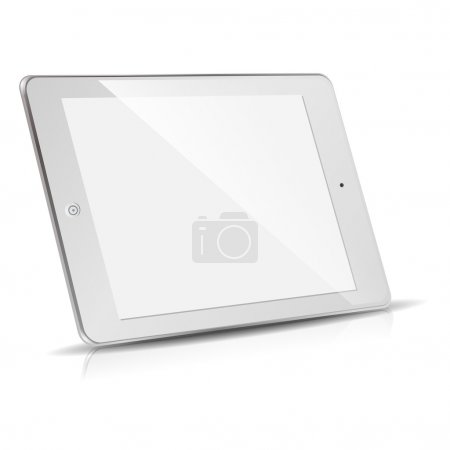 Trendy flat tablet