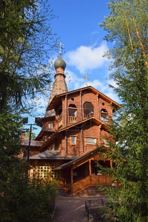 Orthodox Church of the Kazan icon of the Mother of God in the vi