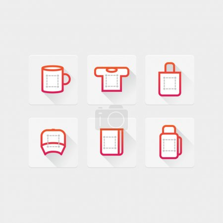 icons for prints
