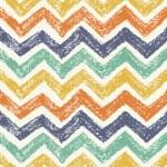 Handrawing Zigzag Pattern. Vector illustration...