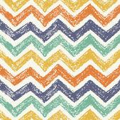 Handrawing Zigzag Pattern Vector illustration