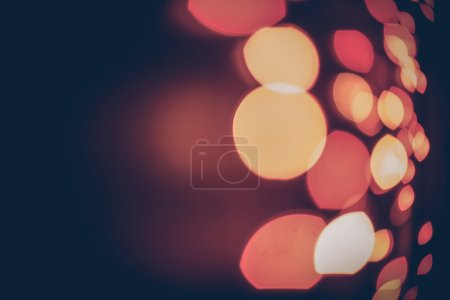 Abstract blurred pastel pink bokeh backround