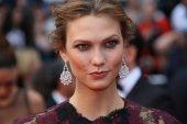 Karlie Kloss attends 'Grace of Monaco' premiere