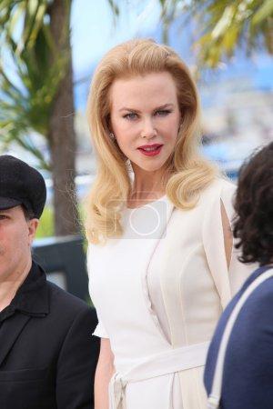 Nicole Kidman attends the Grace