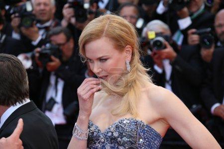 Nicole Kidman attends Grace of