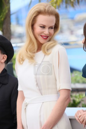 Nicole Kidman attends the 'Grace of Monaco' photocall