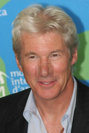 VENICE - SEPT 4: Actor Richard Gere attends the I'...