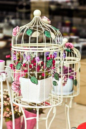 wedding decorative cage