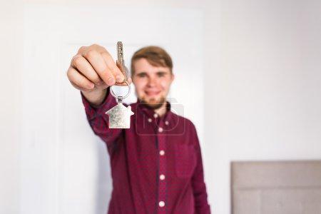 Tenir les clés de la maison. Réchauffement