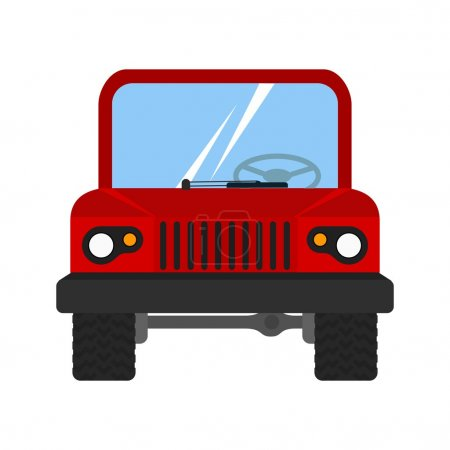 Jeep, offroad icon