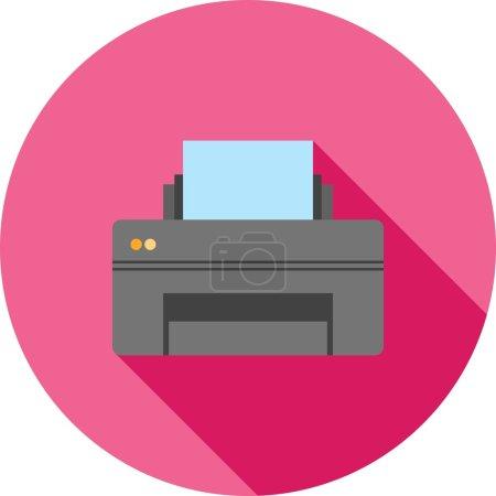 Printer, office, printing icon