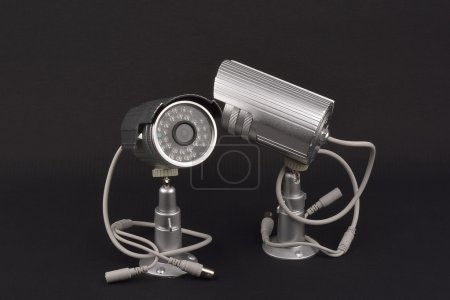 Security camera. surveillance cameras