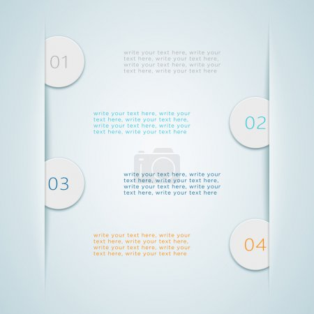 Numbered Steps 7 graphic vector made in illustrato...