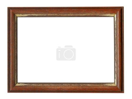 Photo pour Ancien cadre photographique - image libre de droit