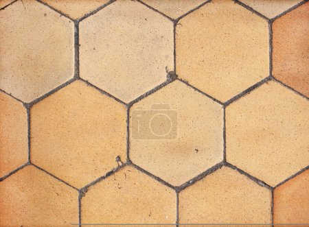 Floor tiles - Stock Image