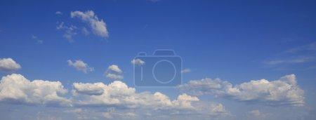 hellblauer Himmel - Archivbild