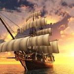 Image of sailing boat...