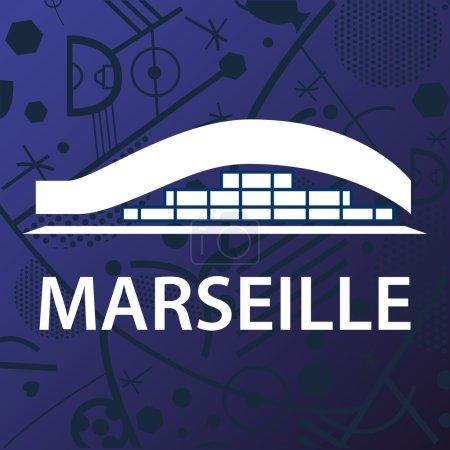 Football stadium. France 2016.