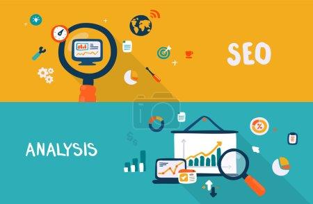 SEO and analysis