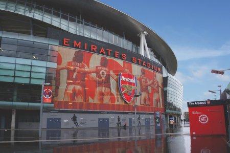 LONDON ENGLAND FEBRUARY 14 Emirates