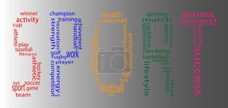 Sport tag keyword